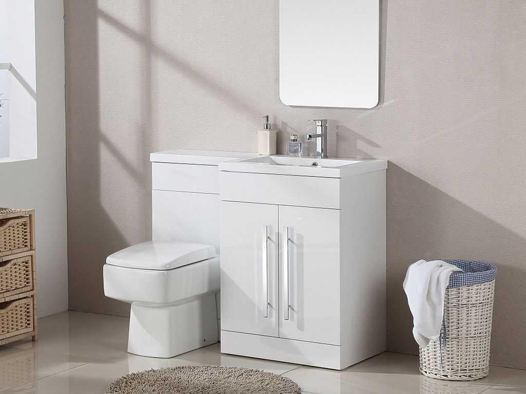 Design Qube Bathroom Furniture