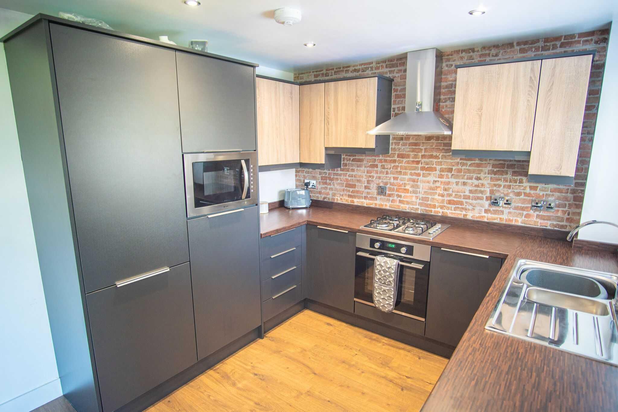 Fitted kitchen in aberdeen